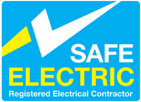 Logo safe electric